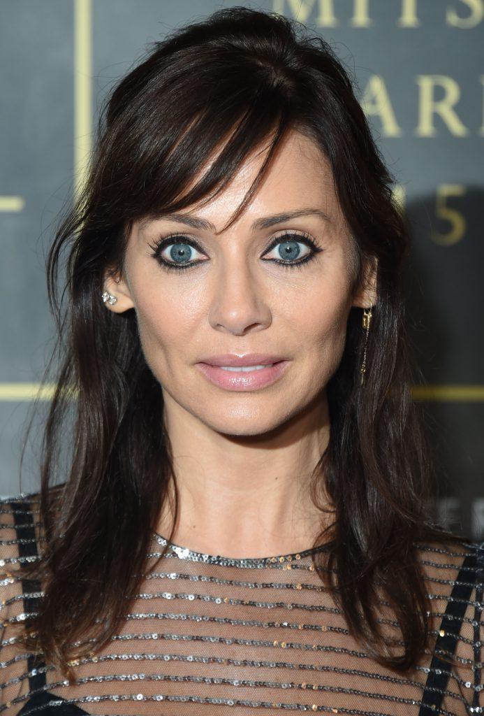 Певица Натали Имбрулья, 40