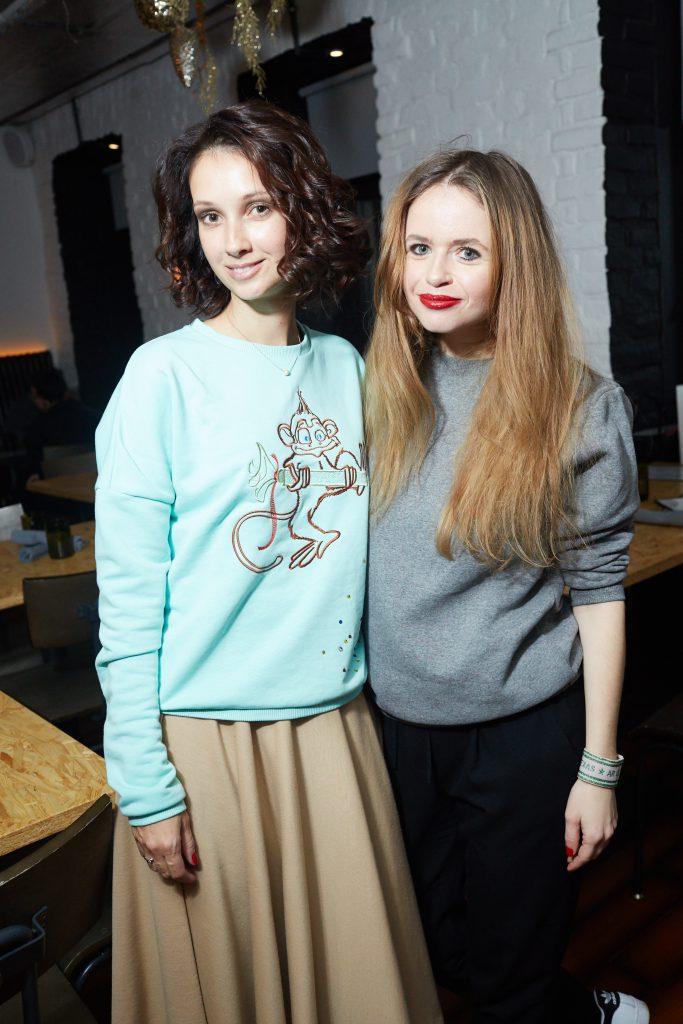 Анастасия Цветаева и Ната Ворник