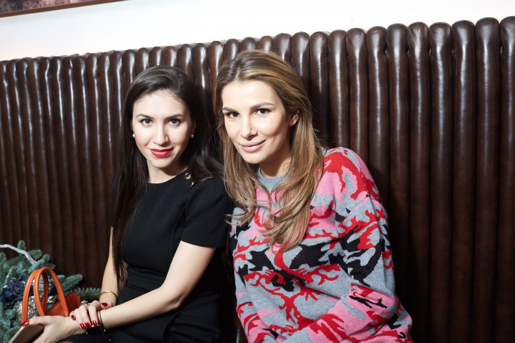 Мадина Гогова и Катя Казакова