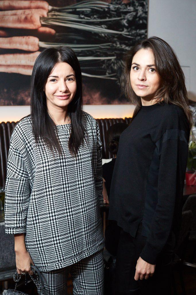 Виктория Сощенко и Татьяна Жукова