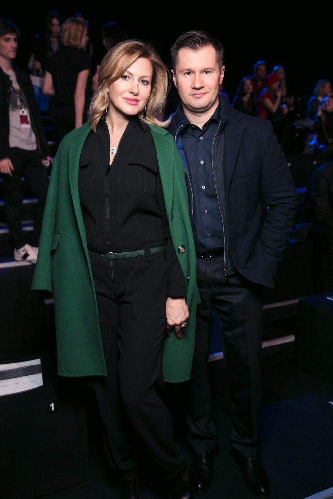 Галина и Алексей Немовы