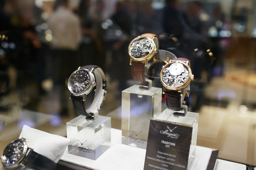 Часы Breguet