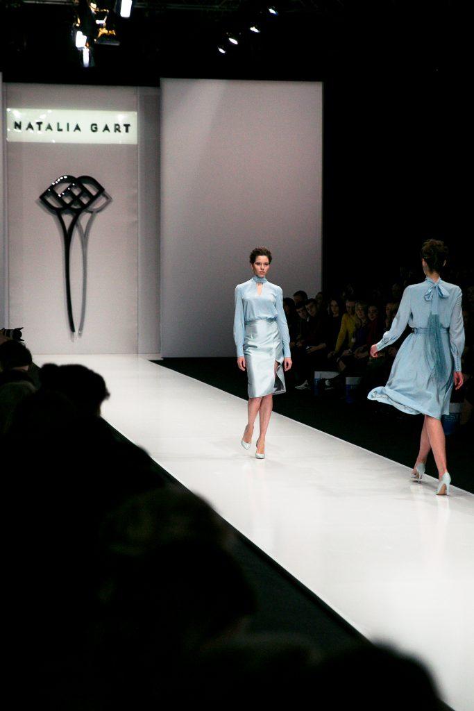 Показ Natalia Gart