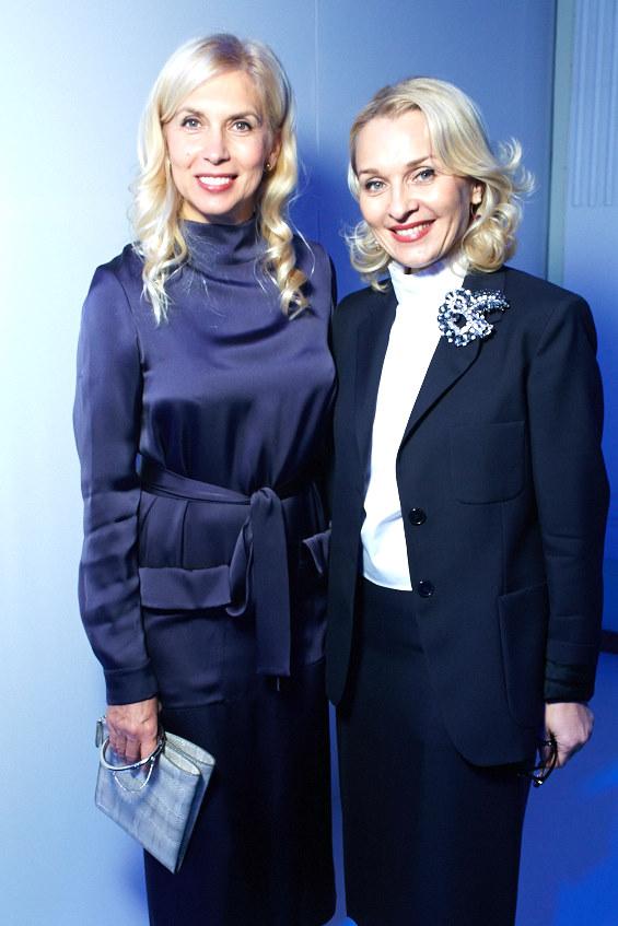 Алена Свиридова и Екатерина Моисеева