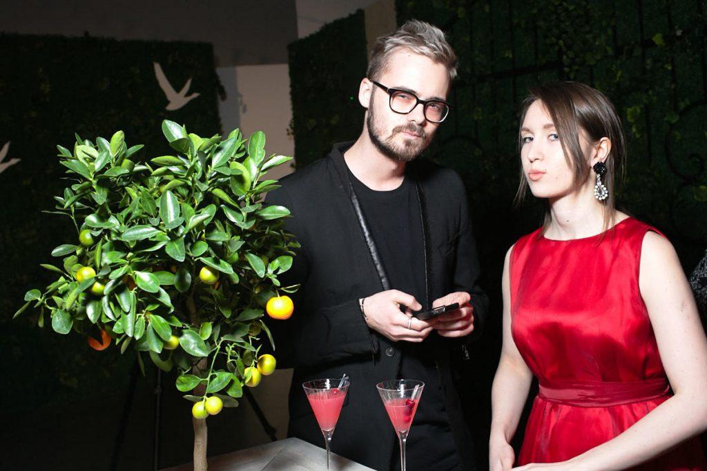Артур Касимов и Татьяна Стычинская