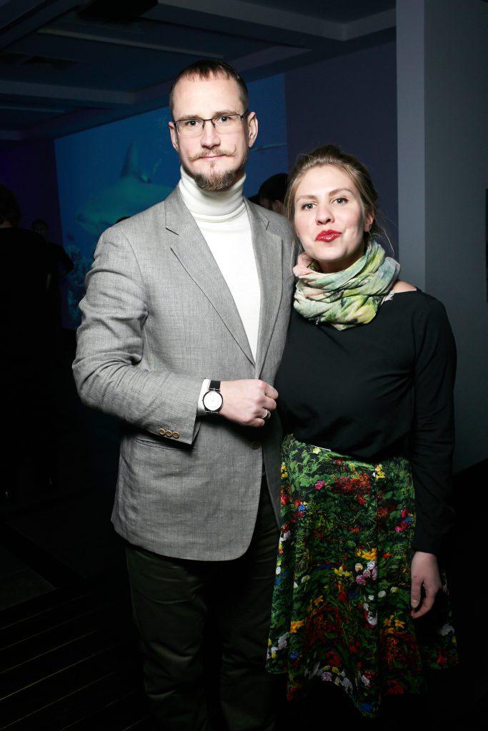 Константин Старцев и Елена Субботина