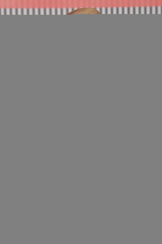 Рита Ора (24) появилась на премии с очень ярким образом. Певица сделала сложную прическу из маленьких хвостиков, соединенных в одно целое. На глазах Риты красовались черные тени в форме широкой стрелки, а дополнили образ губы натурального оттенка.