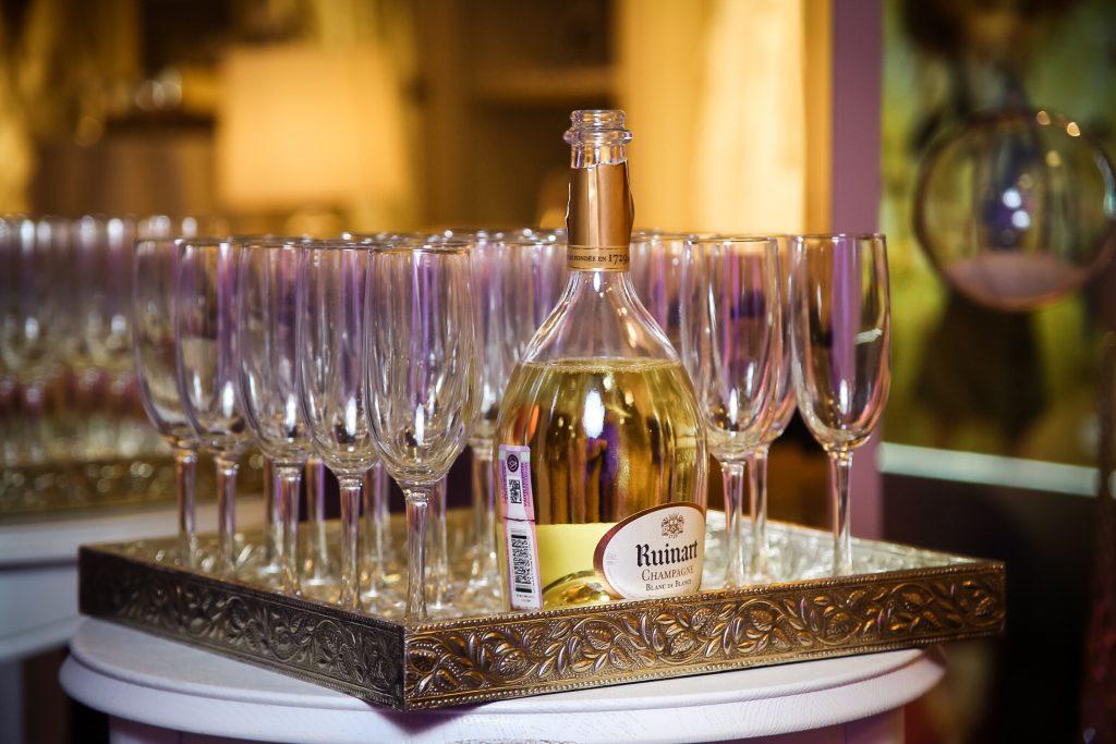 Шампанское Ruinart