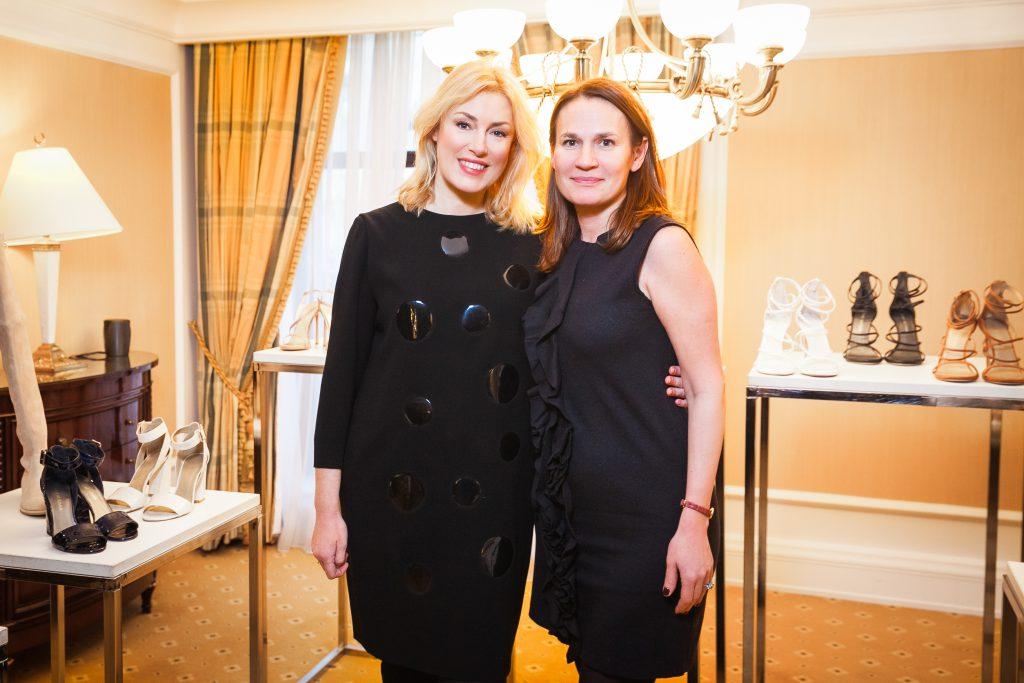Мария Шукшина и Наталья Токина