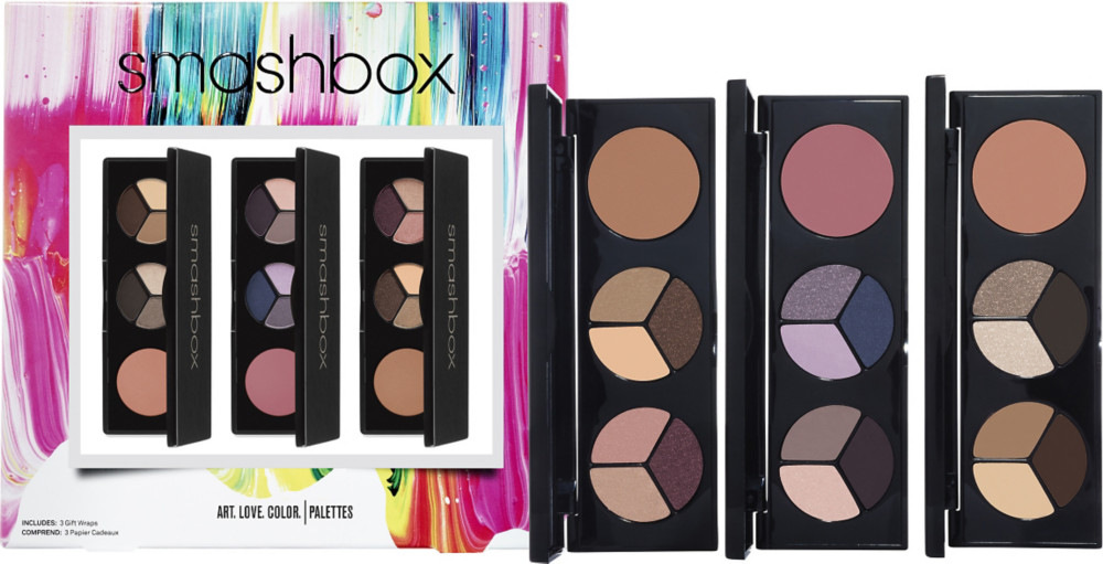 Палетка теней Smashbox Palettes Set - 3816 р.