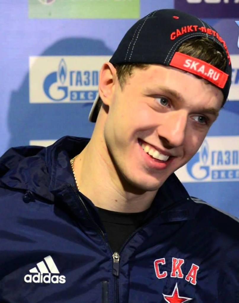 Андрей Сигарёв (22), «Локомотив»