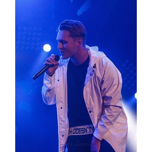 Влад Соколовский выступал на Big Love Show