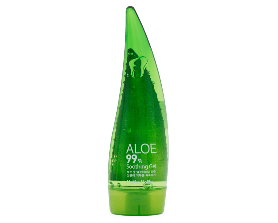 Универсальный гель для лица, тела и волос Aloe 99 Soothing Gel, Holika Holika
