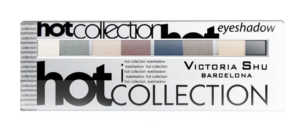 Victoria Shu Набор теней для век Hot Collection 426 р.