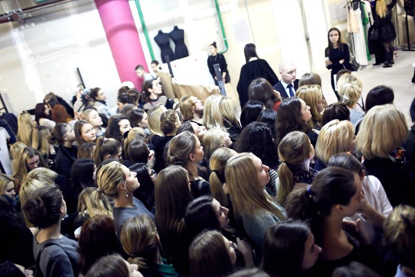 Начало акции Glamour Angels Charity Sale