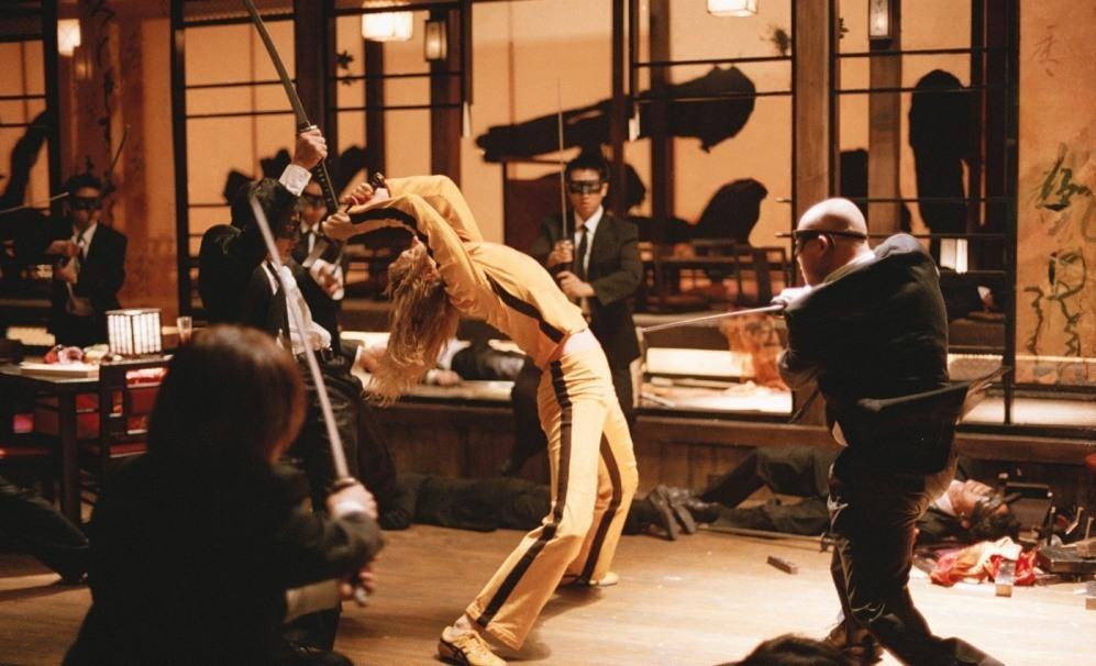 «Убить Билла. Фильм 1», 2003
