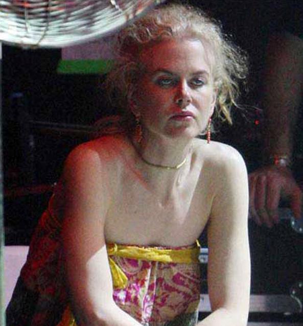Николь Кидман (48) частенько устает после съемок