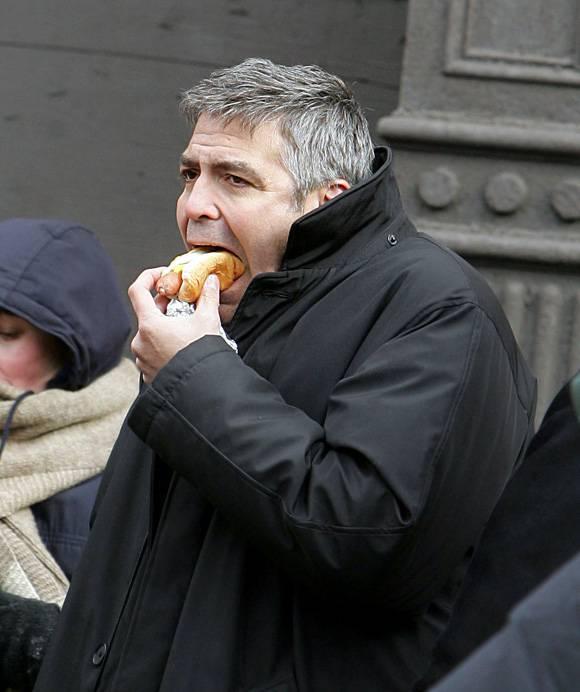 Актер Джордж Клуни (54)