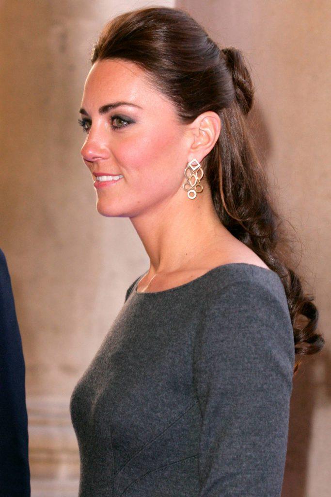 Герцогиня Кембриджская Кейт Миддлтон, 34