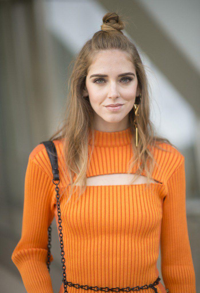 It-girl, автор блога The Blonde Salad и обувной дизайнер Кьяра Ферраньи, 28
