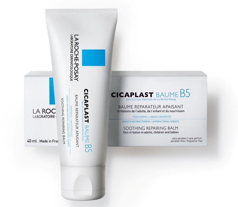 Мультивосстанавливающее средство Cicaplast для чувствительной и раздраженной кожи лица и тела, La Roche-Posay