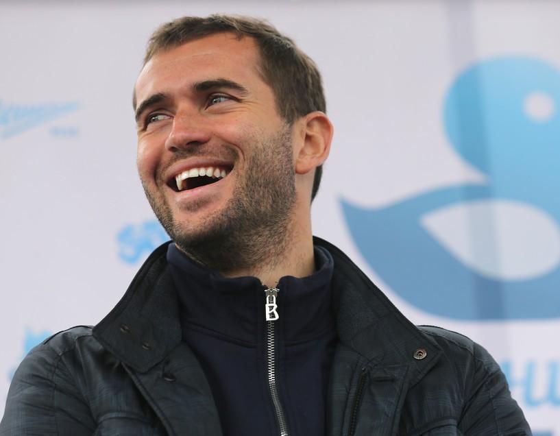 футбольного клуба Zürich Александр Кержаков, 33