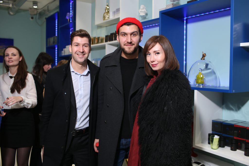 Дмитрий Шипилова, Мага Умхаев и Мария Железнякова