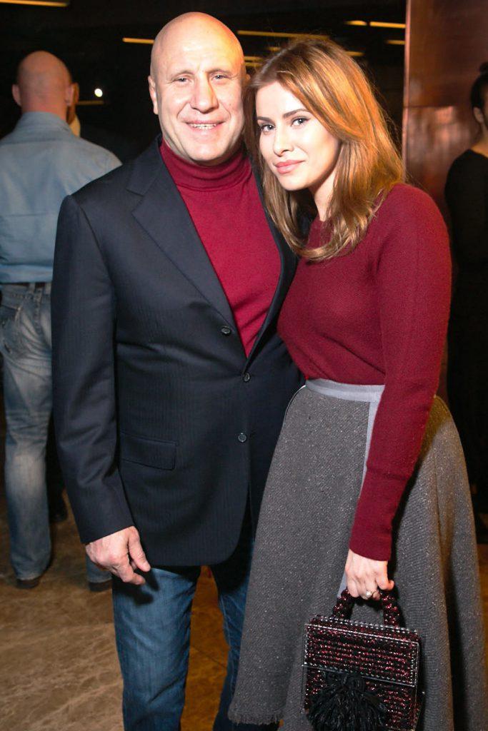 Михаил и Тата Мамиашвили