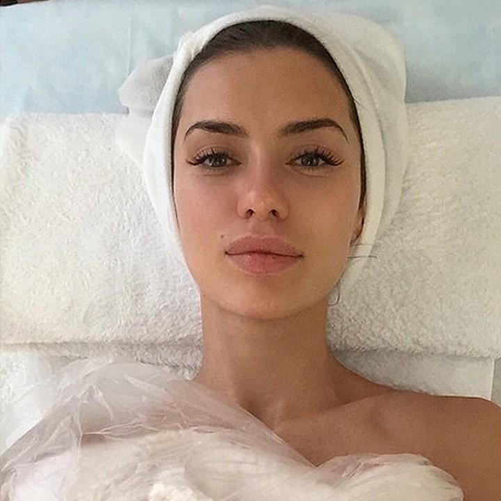 Телеведущая Виктория Боня, 36