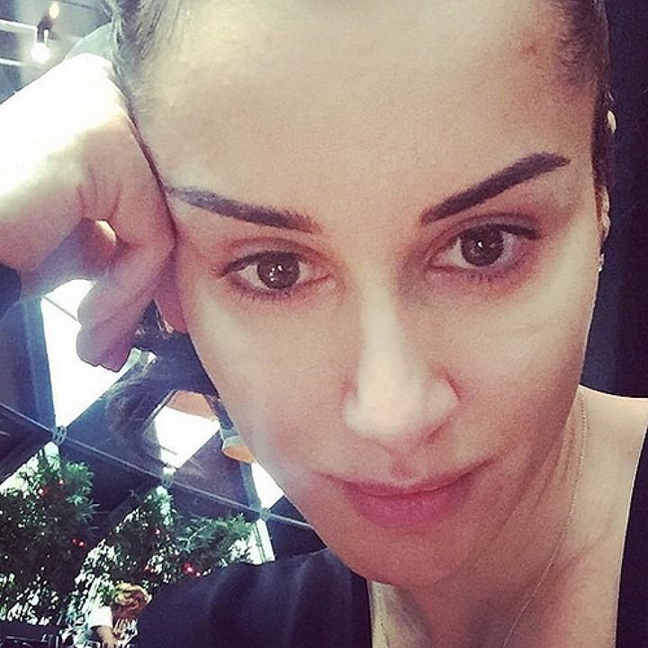 Телеведущая Тина Канделаки, 40