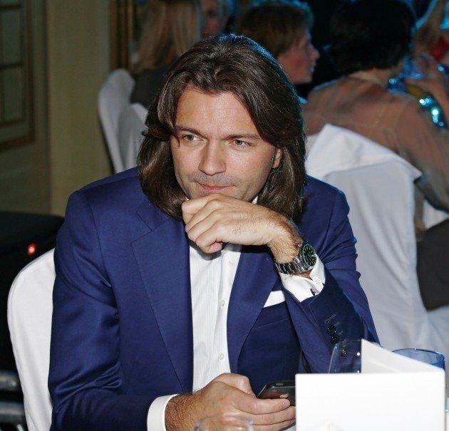 Певец, композитор Дмитрий Маликов, 45