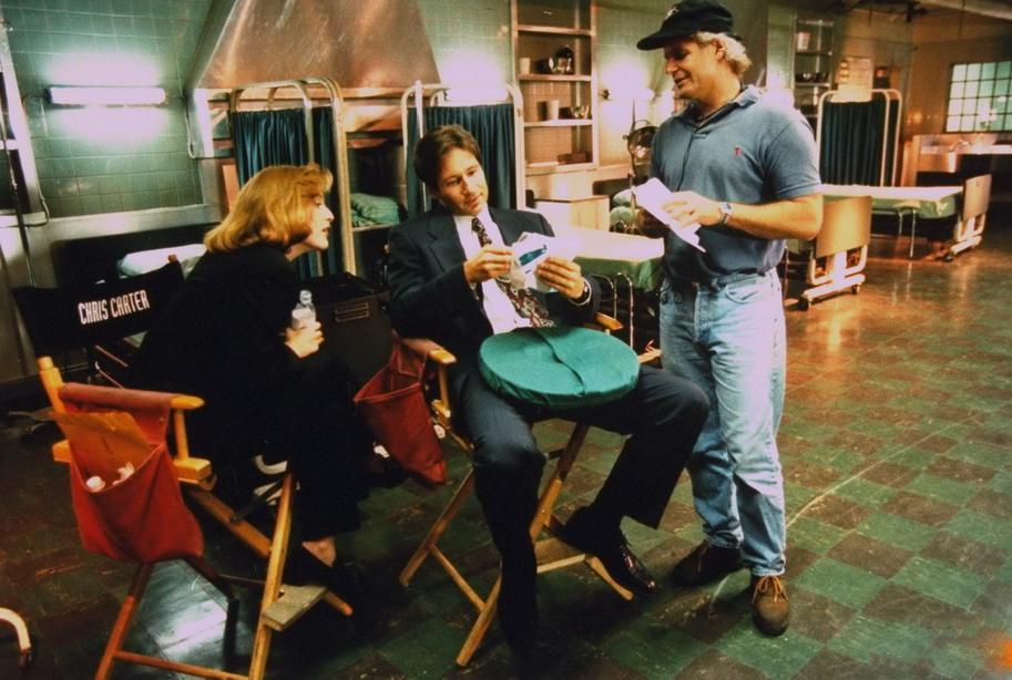 Телесериал «Секретные материалы», 1993