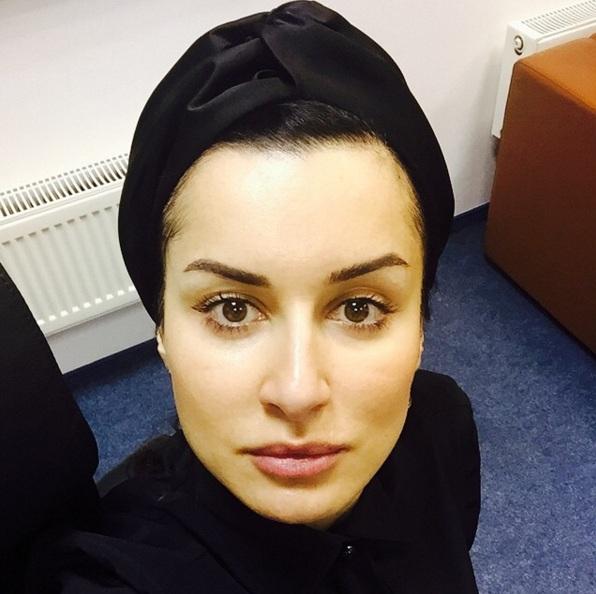Телеведущая, общественный деятель Тина Канделаки, 40