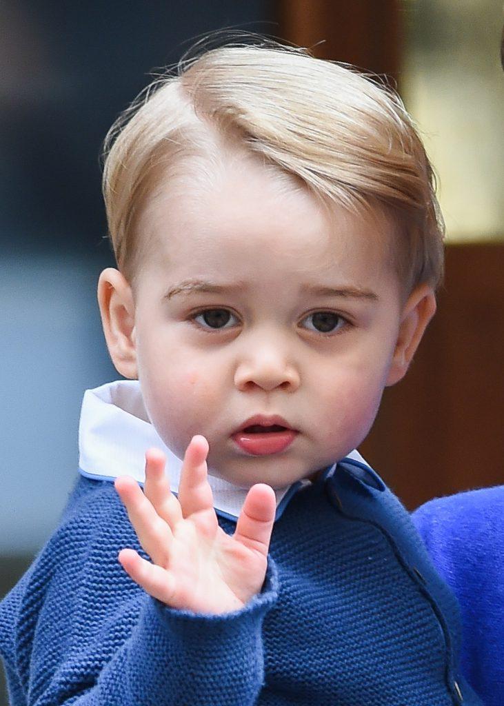 про последние фото принца джорджа кембриджского рукодельницам лучше сразу
