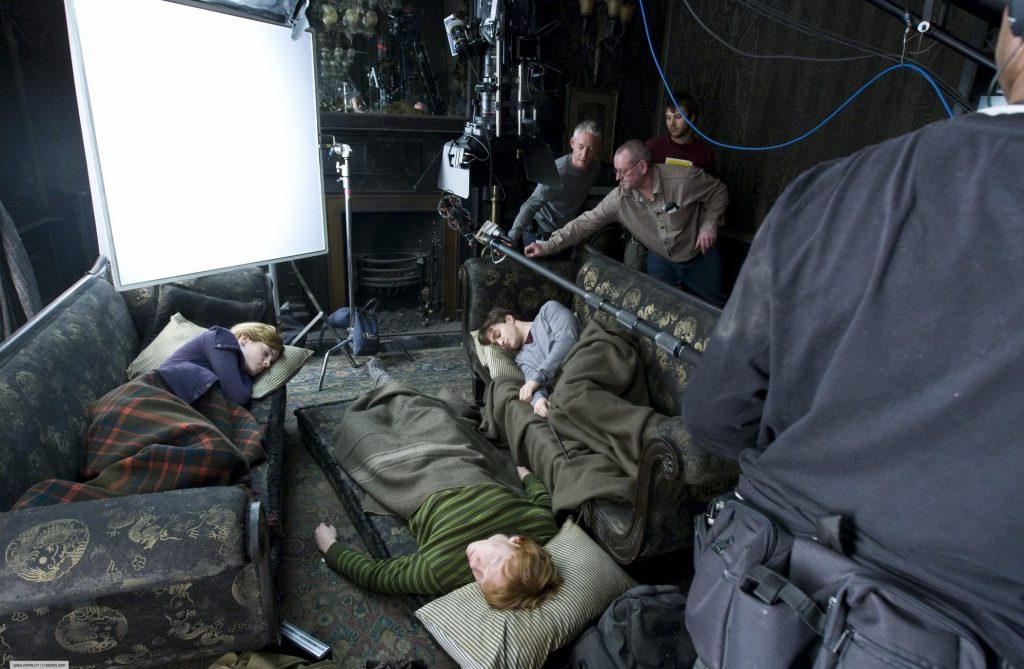 «Гарри Поттер и Принц-полукровка», 2009