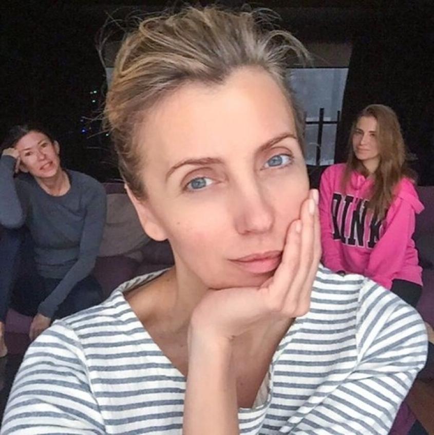 Главный редактор Hello Светлана Бондарчук, 47