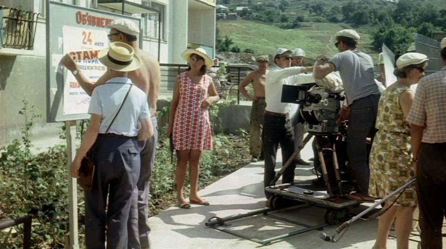 «Бриллиантовая рука», 1969