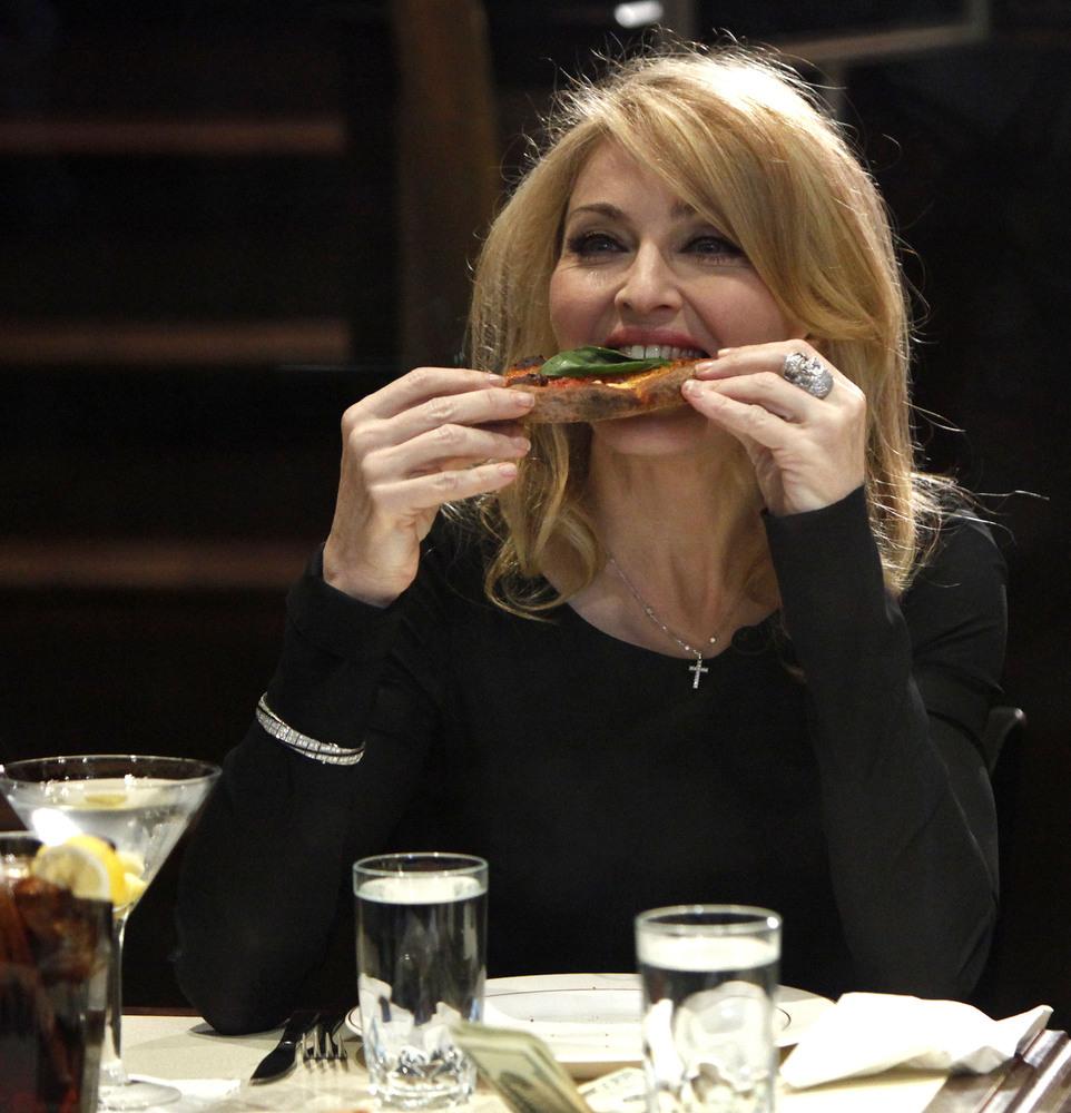 Певица Мадонна (57)