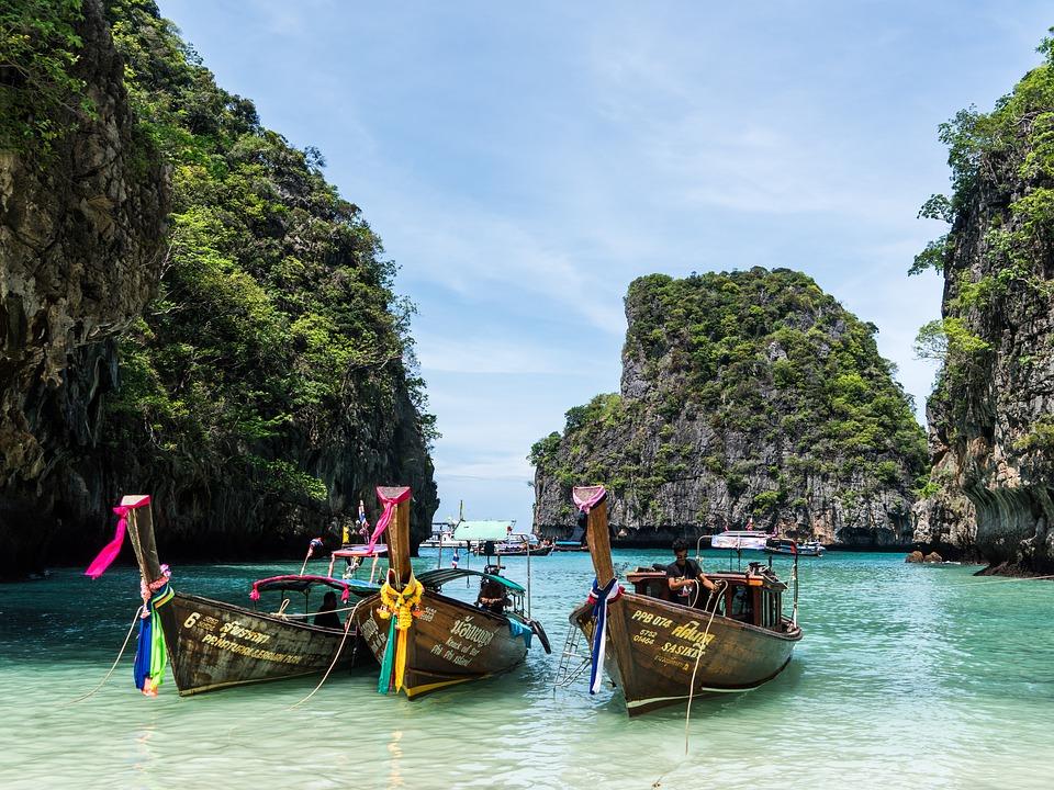 острова таиланд