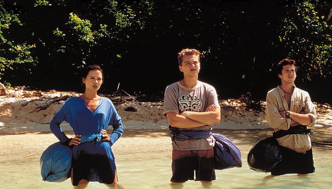 фильм пляж