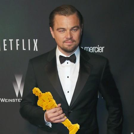 Даже «Оскара из лего ему не досталось