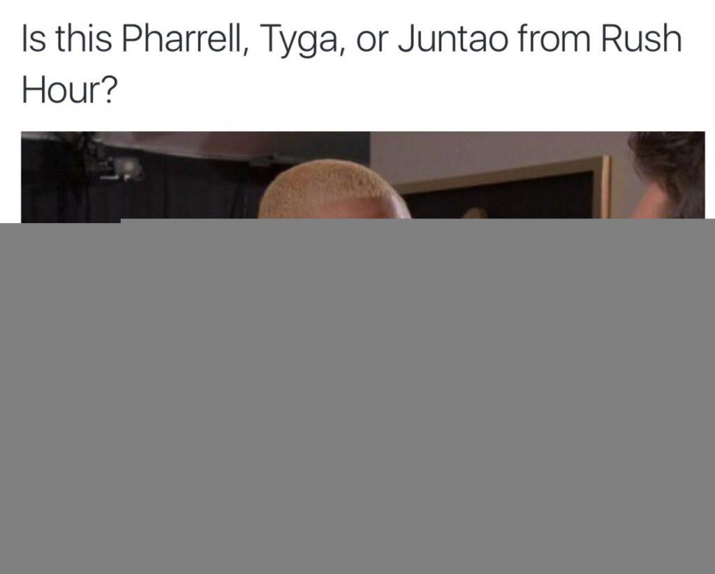 Это Фарелл, Тайга или Джантао из фильма «Час пик»?
