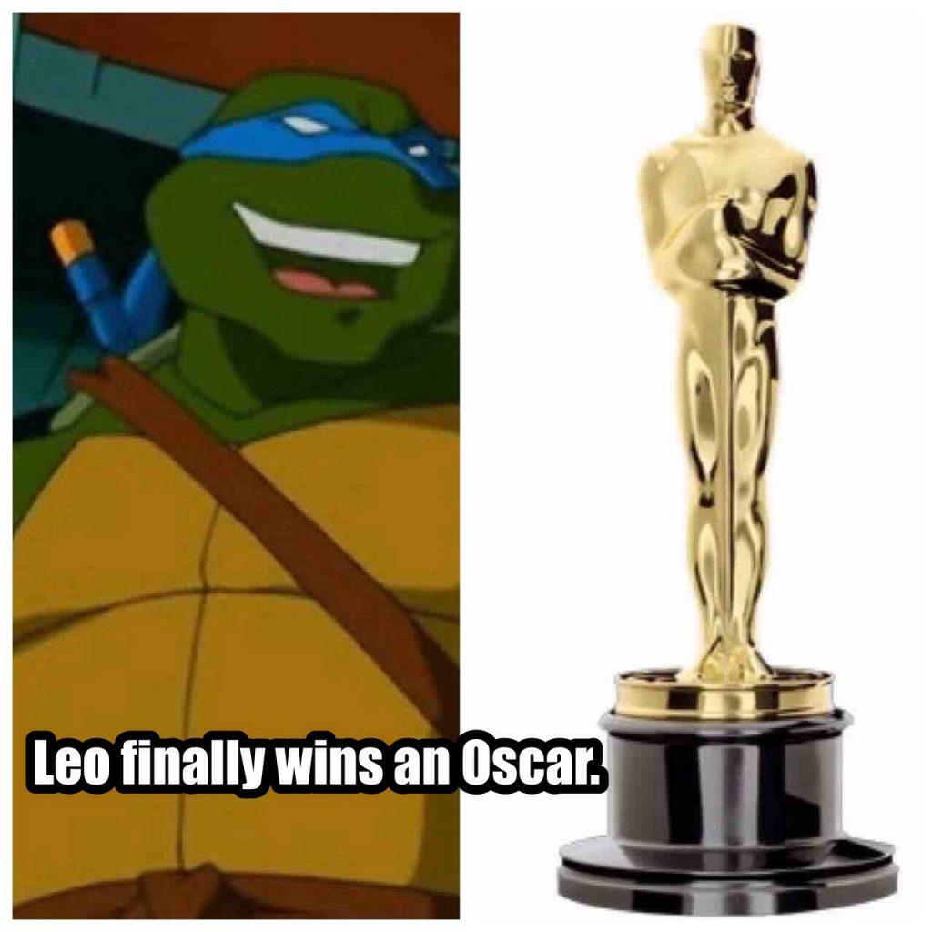 ДиКаприо - не единственный Лео на свете. Уточняйте