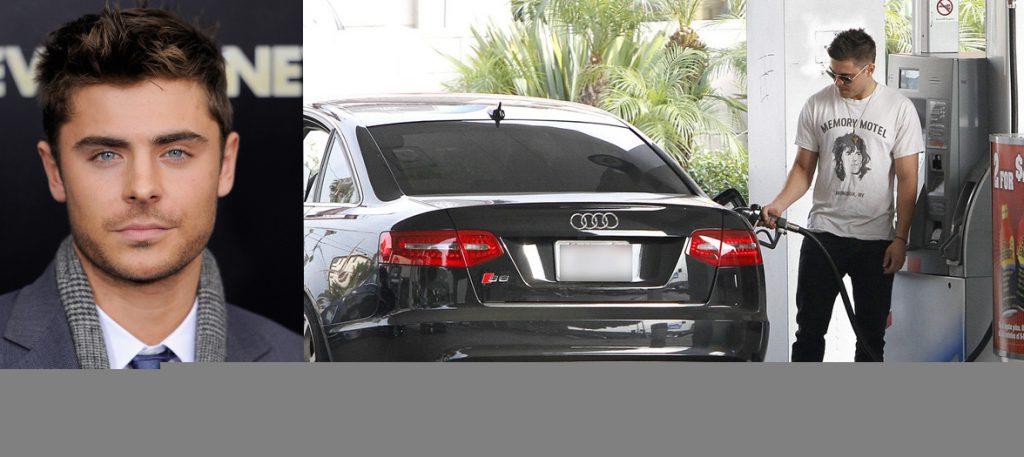 Зак Эфрон (28) Audi S5