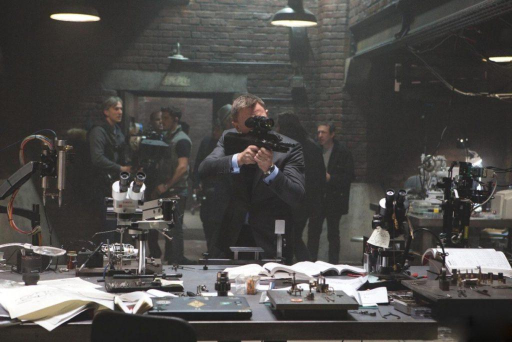«007: Спектр», 2015