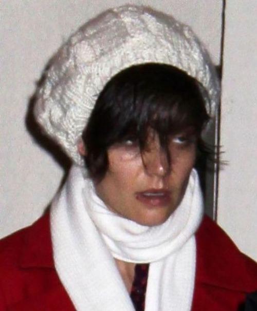 У Кэти Холмс (36) не получилось спрятаться от камер