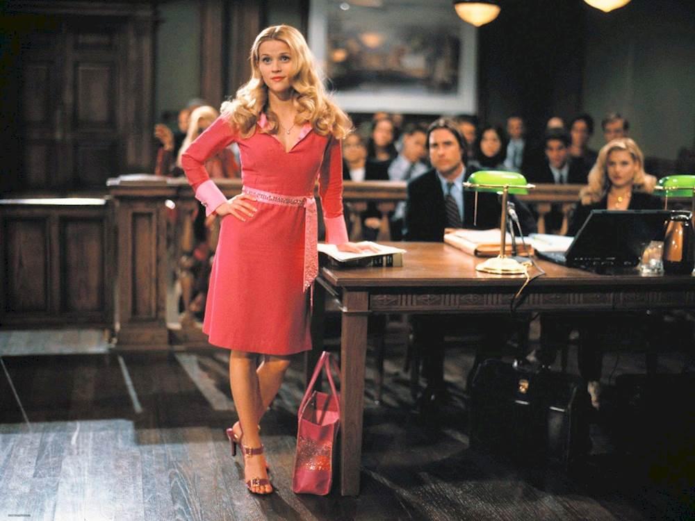 «Блондинка в законе», 2001