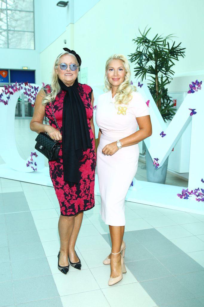 Татьяна Михалкова и Екатерина Одинцова