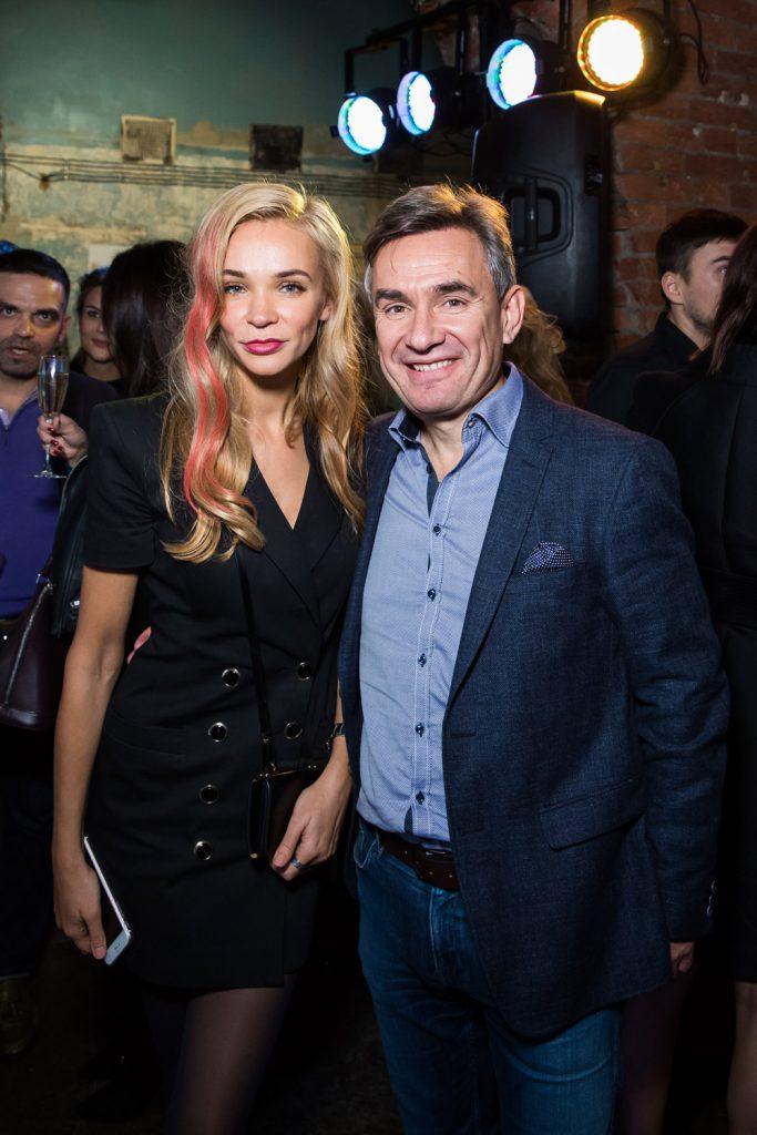 Наталья Блашкова и Сергей Мордовин