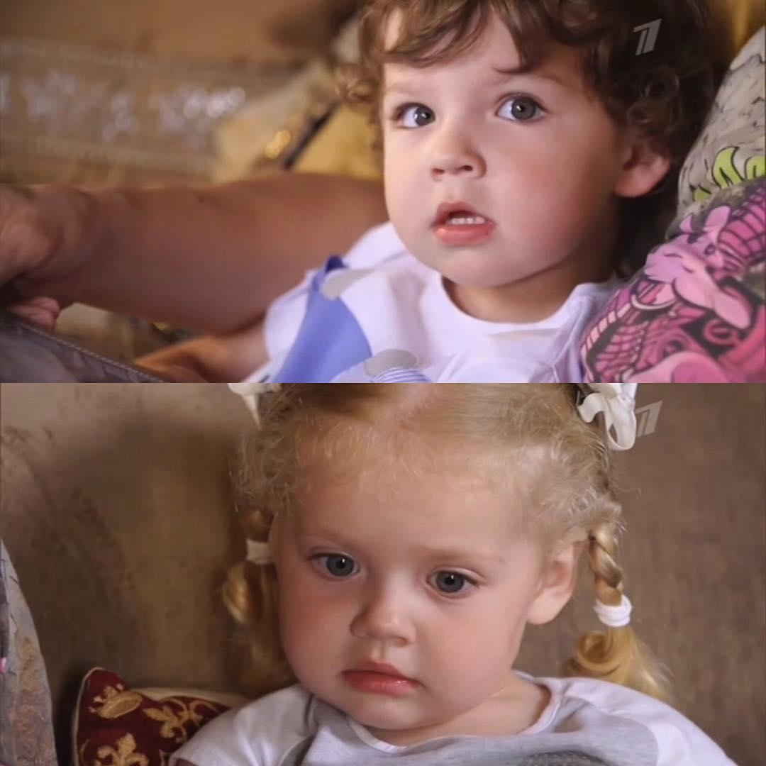 Озорная Лиза и «защитник» Гарри: новое фото подросших детей